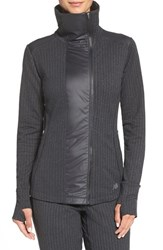 New Balance Women's 'Heat' Mock Neck Jacket