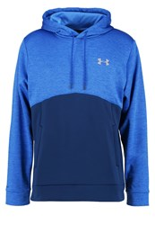 Under Armour Hoodie Blackout Navy Blue Marker Steel
