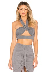 Ale By Alessandra X Revolve Alma Top Gray