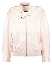 By Malene Birger Sanicas Bomber Jacket Cloud Pink Rose