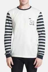 Volcom 'Cromly' Long Sleeve Jersey T Shirt
