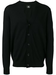 Paul Smith Ps By Button Up Cardigan Black