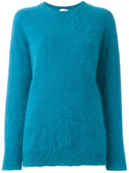 Giamba Soft Jumper Blue