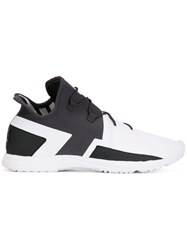 Y 3 Lace Up Trainers Black