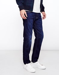 Edwin Ed 55 Relaxed Tapered Deep Blue Denim Coal Washed Navy