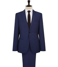 Reiss Duchess Modern Fit Single Breasted Suit In Blue