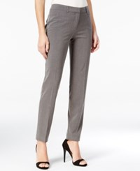 Xoxo Juniors' Straight Leg Pants Charcoal