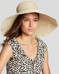 Gottex Belladonna Floppy Hat Bloomingdale's Exclusive Light Cream Shimmer