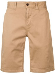 Tommy Jeans Slim Fit Deck Shorts Neutrals