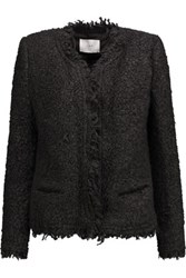 Iro Coffey Boucle Jacket Black