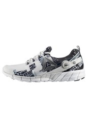 Reebok Zpump Fusion 2.5 Hazard Neutral Running Shoes Skull Grey Black White
