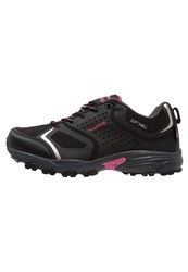 Kangaroos Hiking Shoes Black Fuchsia