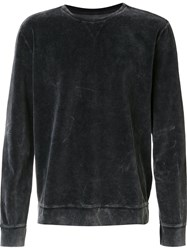 Osklen Jogging Sweatshirt Black