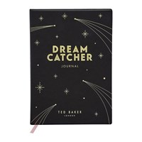 Ted Baker Dream Catcher Journal Black
