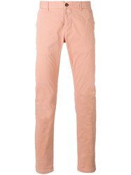 Closed Classic Trousers Pink Purple