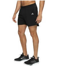 Adidas Response 5 Shorts Black Men's Shorts