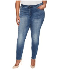 Kut From The Kloth Plus Size Diana Skinny In Ingenious Medium Base Wash Ingenious Medium Base Wash Women's Jeans Blue