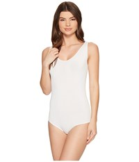 Wolford Viscose Bodysuit White Women's Jumpsuit And Rompers One Piece