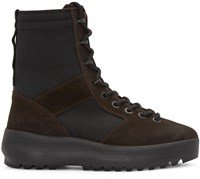 Yeezy Season 3 Brown Military Boots