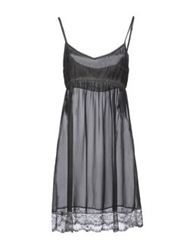 Jei O' Short Dresses Dove Grey