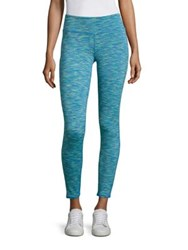 Lilly Pulitzer Weekender Cropped Leggings Blue