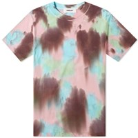 Ambush Waves Tie Dye Tee Pink