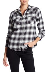 Levi's Modern Western Licorice Cloud Blouse Multi