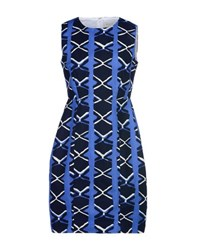 8 Dresses Short Dresses Women Blue