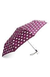 Shedrain Auto Open And Close Compact Umbrella Purple Susie Berry