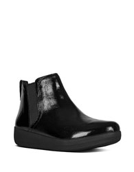 Fitflop Superchelsea Tm Slip On Ankle Boots Black