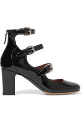 Tabitha Simmons Ginger Patent Leather Pumps Black