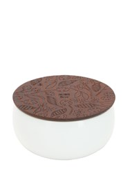 Alessi Brr Scented Candle White
