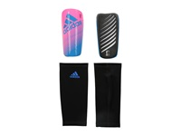 Adidas Ghost Shin Guard Solar Blue Neon Pink Athletic Sports Equipment Black