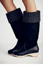 Intentionally Blank Canopy Tall Clog Boot