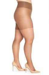 Berkshire Plus Size Women's Tummy Control Pantyhose Utopia