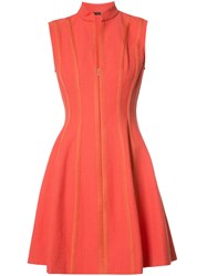 Josie Natori Flared Dress