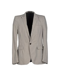 Nicolas Andreas Taralis Suits And Jackets Blazers Men Black