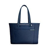 Briggs And Riley Baseline Large Shopping Tote Navy