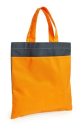 Owen And Fred 'The Everyday' Nylon Tote Yellow