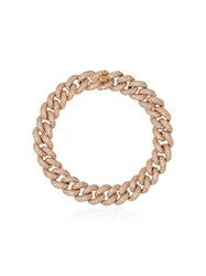 Shay 18Kt Yellow Gold Diamond Chunky Chain Bracelet