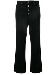 Amiri Button Up Jeans Black