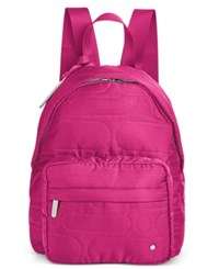 Le Sport Sac Lesportsac Piccadilly Backpack Logo Debos Caliente