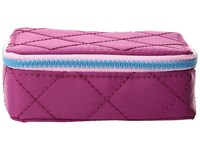 Baggallini Travel Pill Case Fuchsia Pink Wallet