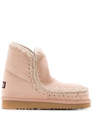 Mou Eskimo 18 Ankle Boots Pink