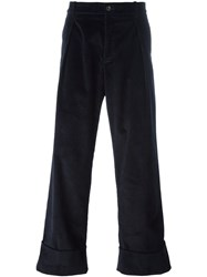 Antonio Marras Loose Fit Trousers Blue