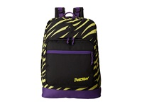 Burton Big Kettle Pack Safari Print Backpack Bags Animal Print