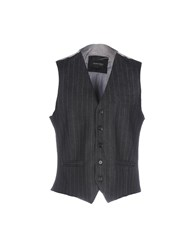 Guess By Marciano Vests Steel Grey