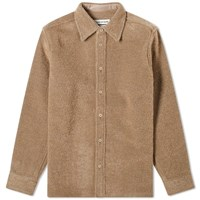 A Kind Of Guise Dullu Overshirt Brown