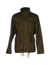 Undefeated Jackets Military Green