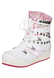 Snoboot Braille Low Winter Boots White